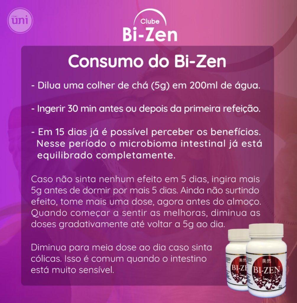 bi zen fórmula
